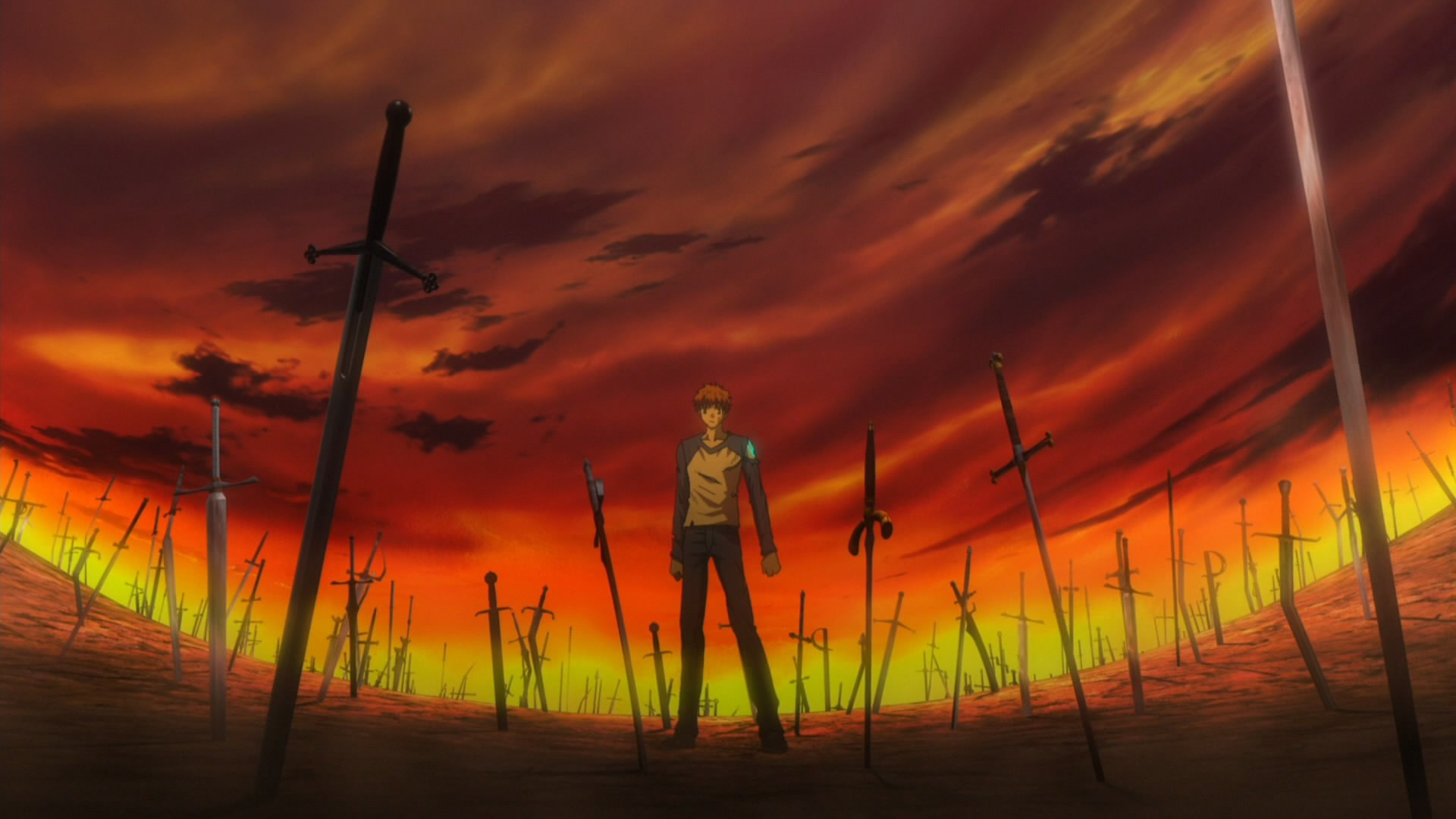 Fate Stay Night Unlimited Blade Works Wallpaper DiyMidcom 1920x1080