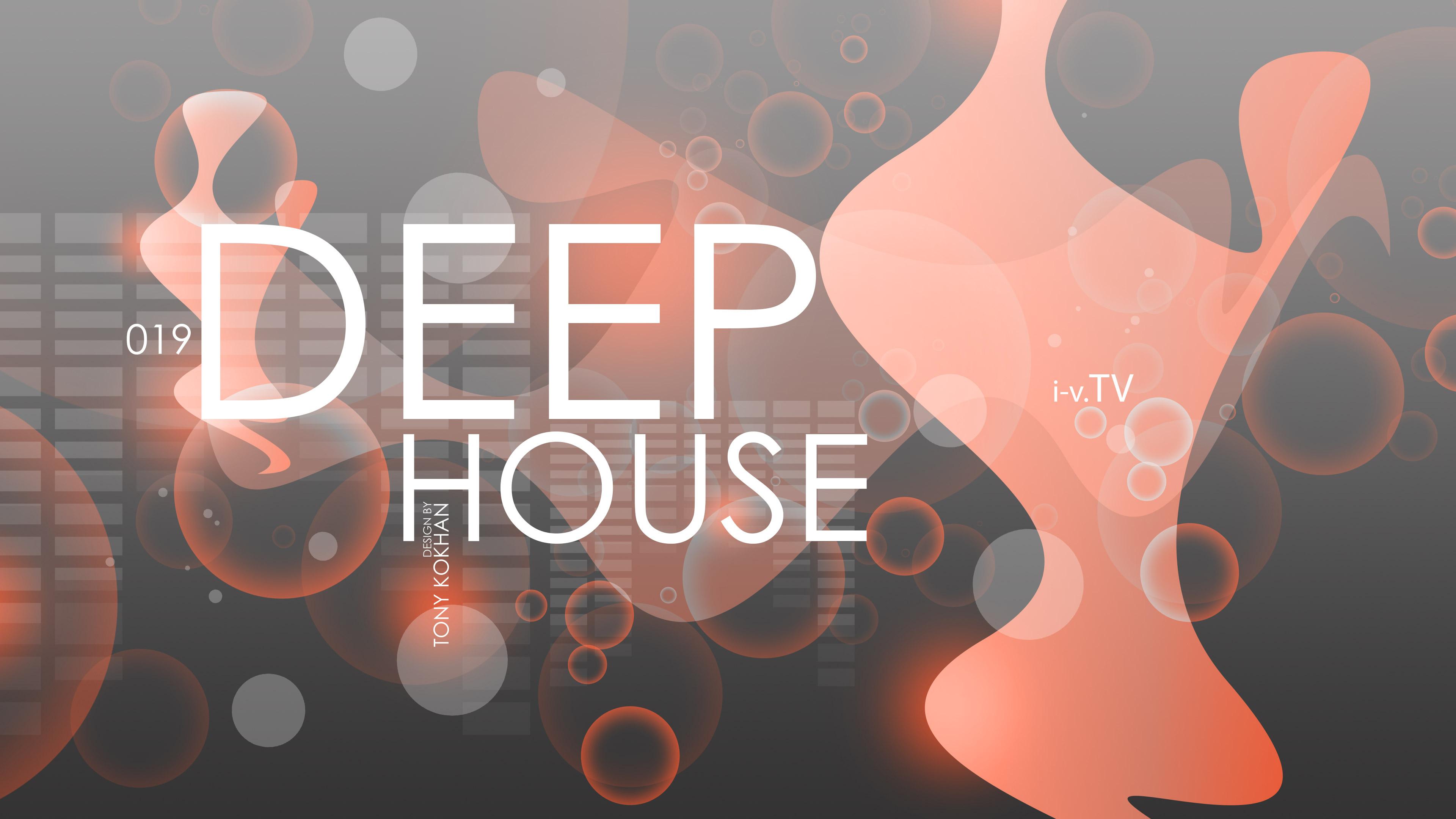 Deep House Music eQ Simple Creative Nineteen Abstract 3840x2160