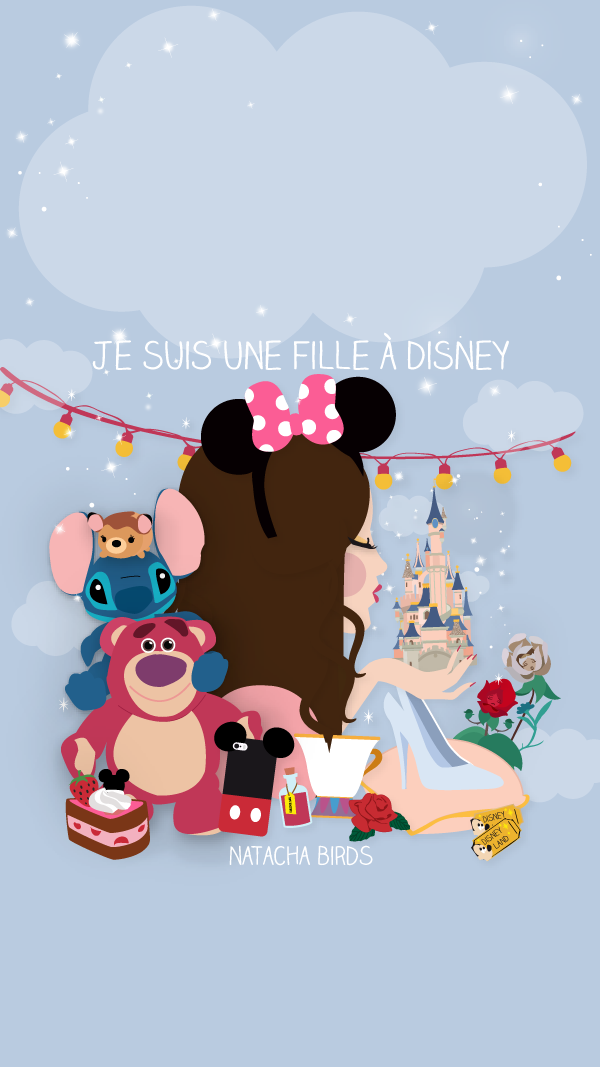 iPhone Wall   Disney tjn iPhone Walls 3 Pinterest Wallpapers 600x1067