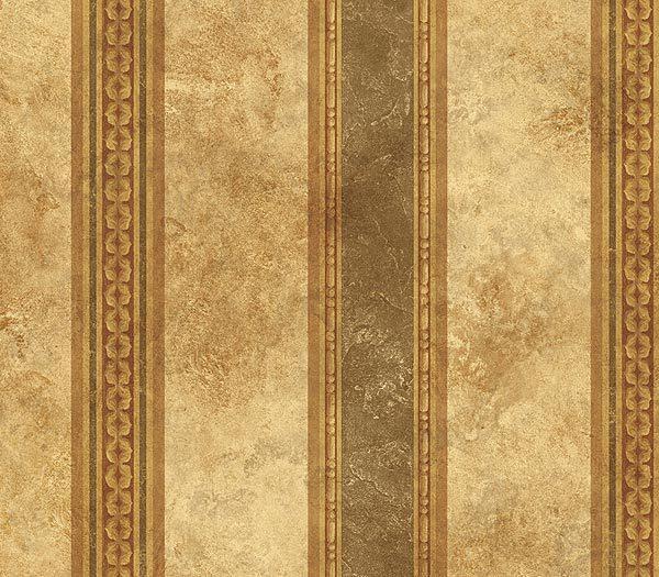 Tuscan Stripe Green Warm Beige Wallpaper   Textures Wallpaper 600x525