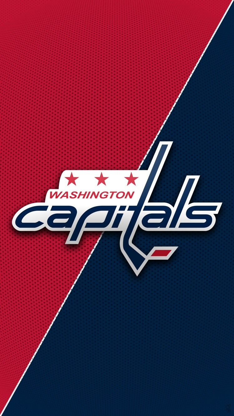 Pin by Marissa Broider on iPhone wallpapers Capitals hockey 750x1334