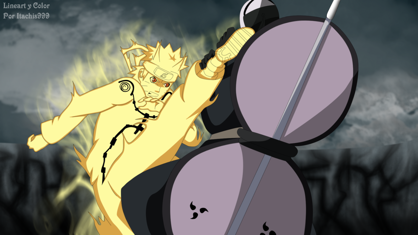 75+] Naruto Tobi Wallpaper on WallpaperSafari