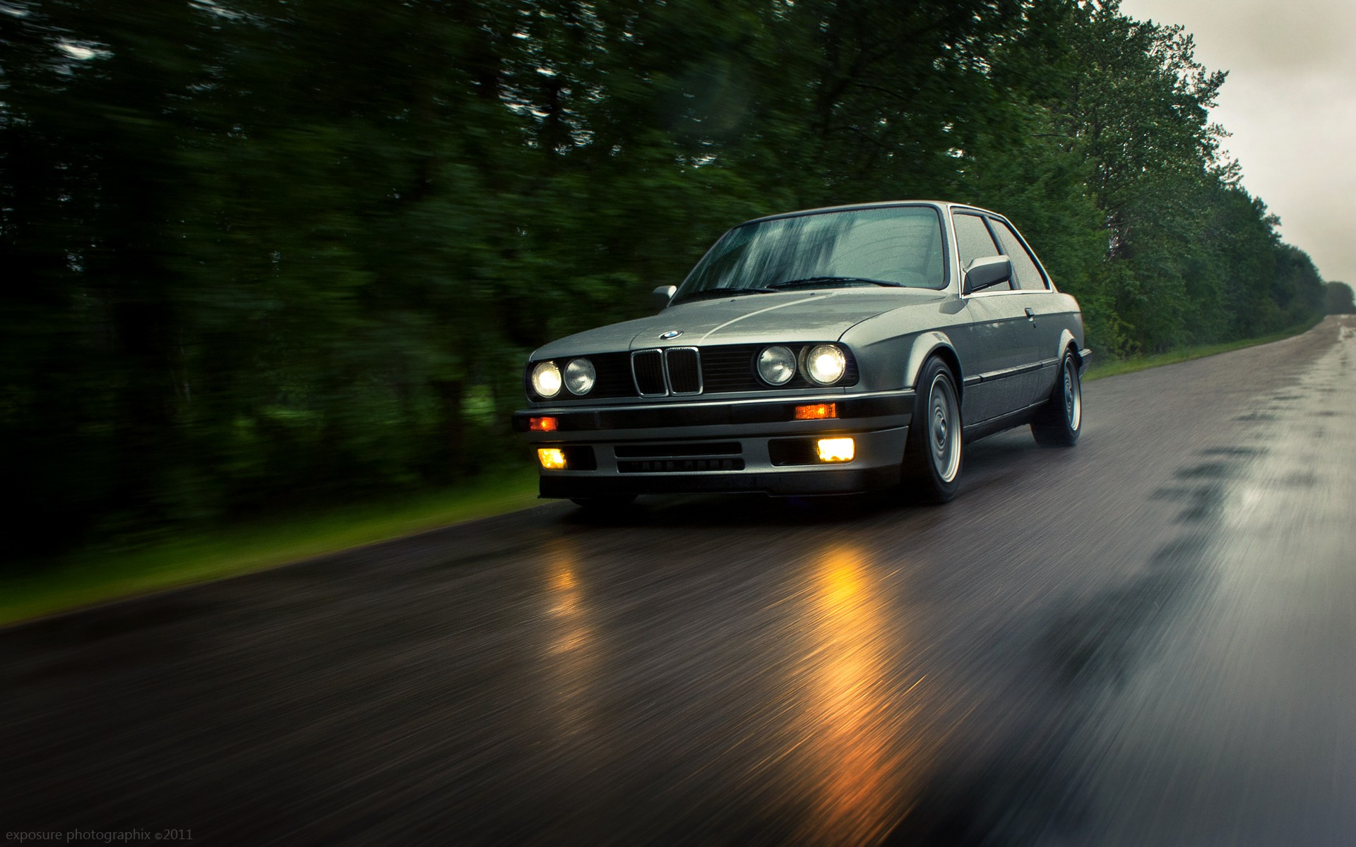 Bmw E30 Backgrounds Download 1920x1200