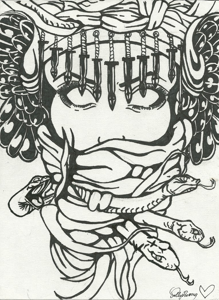 Crooks and Castles Medusa by Booneyduong 764x1046
