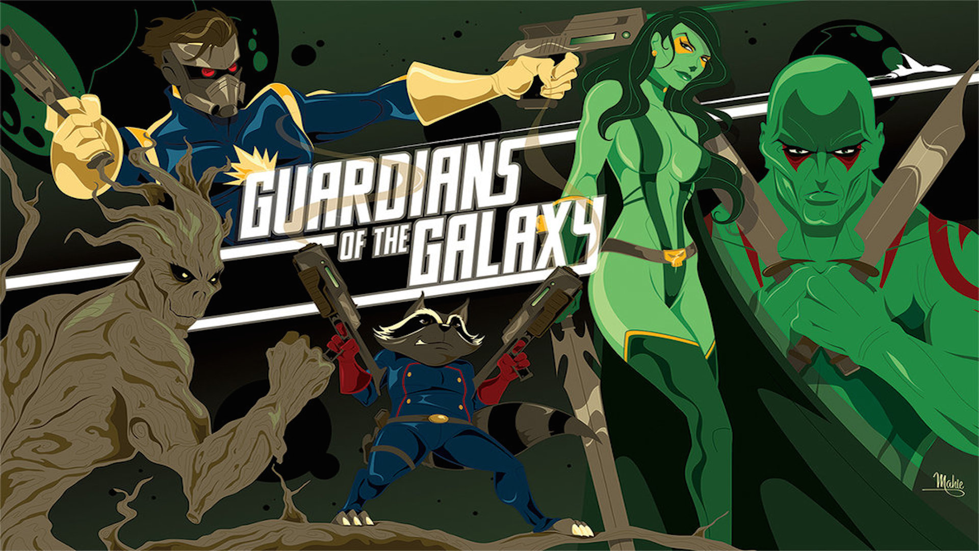 Free Download Guardians Of The Galaxy 2014 Hd Wallpaper