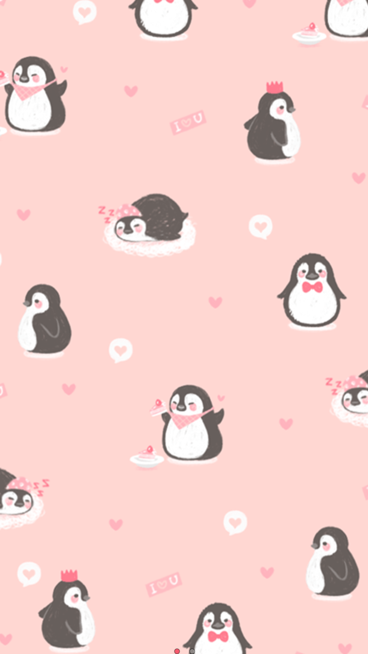 Penguin Wallpaper By Ari Jimenez Mndez Random Lockscreens 1242x2208