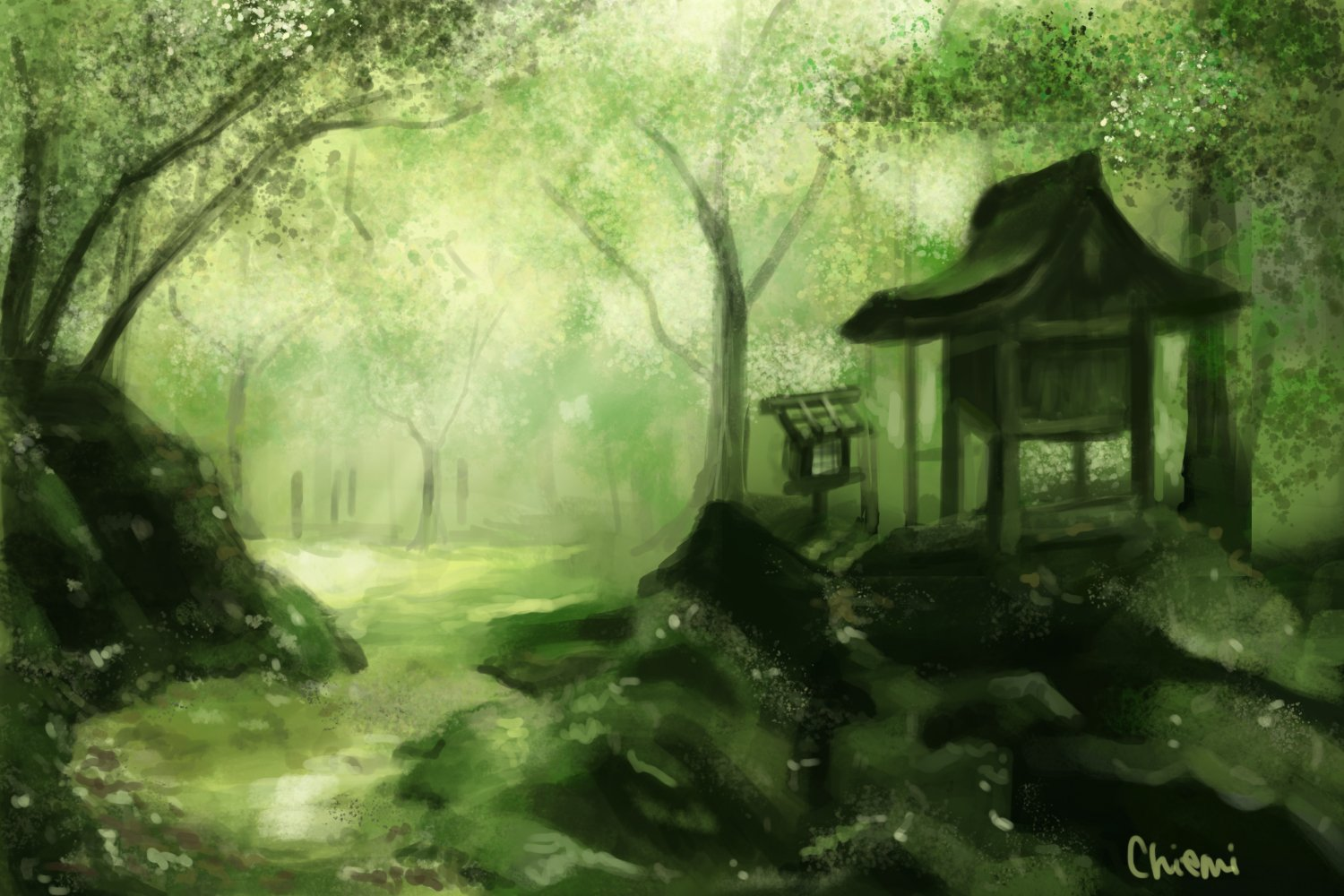 japanese scenery wallpaper   weddingdressincom 1500x1000