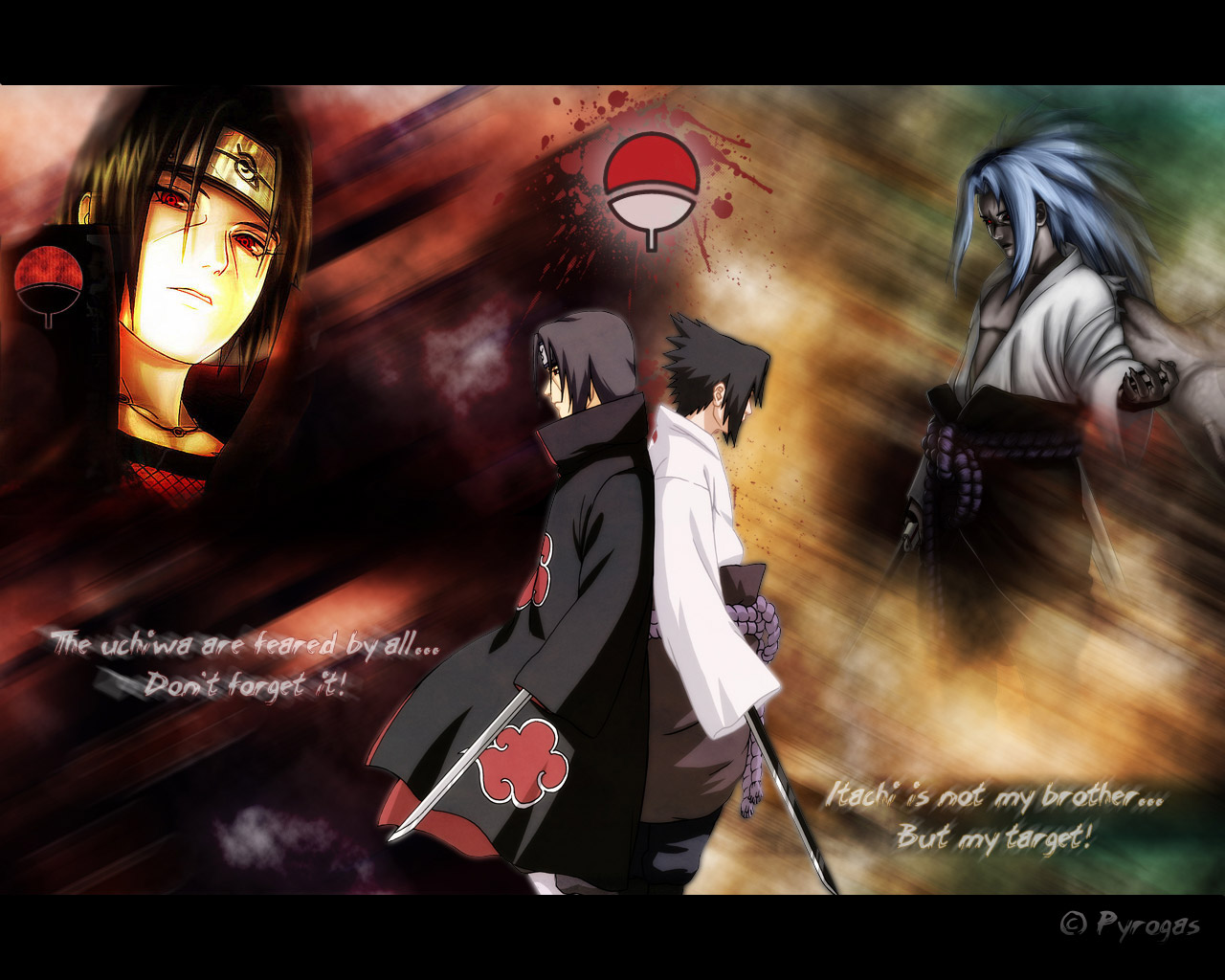 Naruto Shippuden Wallpaper Itachi 10556 Hd Wallpapers in Anime 1280x1024