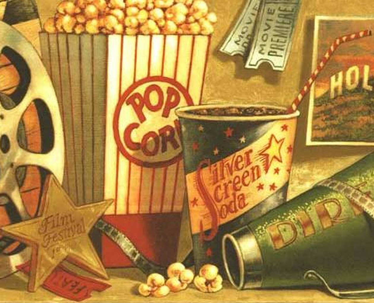 Free Download Movie Theater Wallpaper Border 5 1260x1020 For