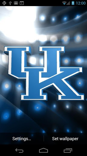 Kentucky Wildcats Wallpaper Kentucky Wildcats Basketball Iphone 288x512