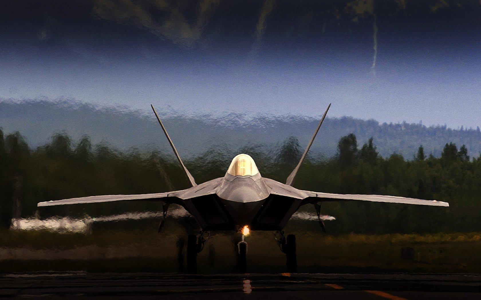 Aircrafts F 22 Wallpaper 1680x1050 Aircrafts F22 Raptor F35 1680x1050