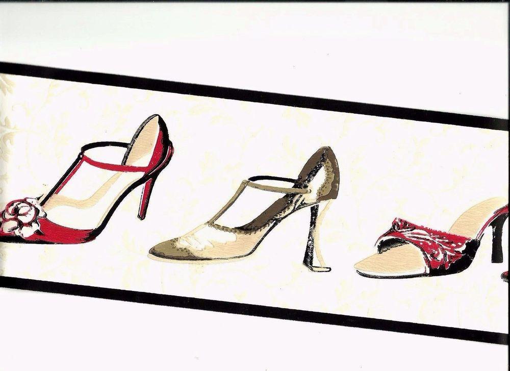 High Heel Shoe Wallpaper