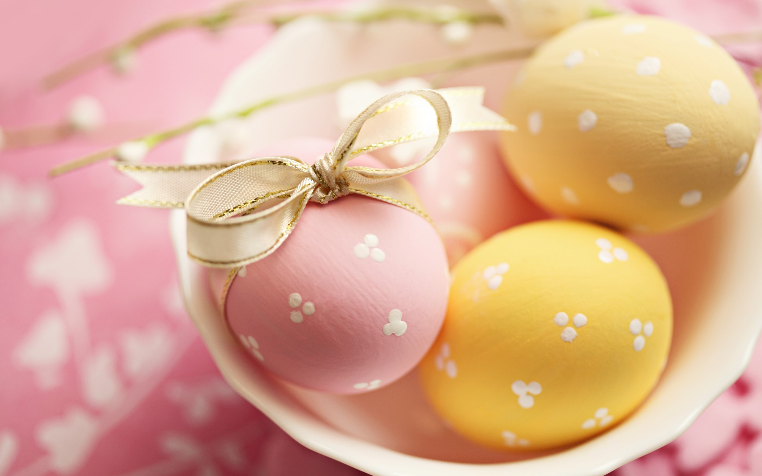 Beautiful Easter Egg wallpaper 2560x1600