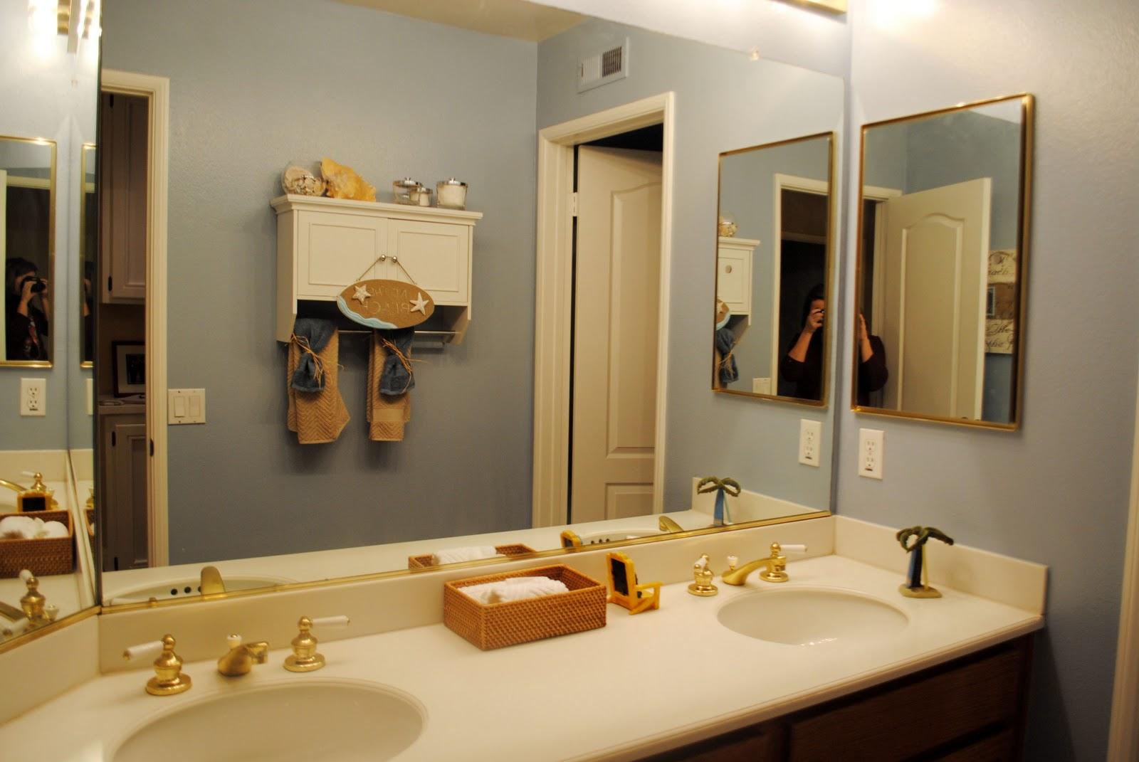 Bathroom Ideas 1434x1580 House Decorating Ideas Beach Themed Bathroom 1600x1071