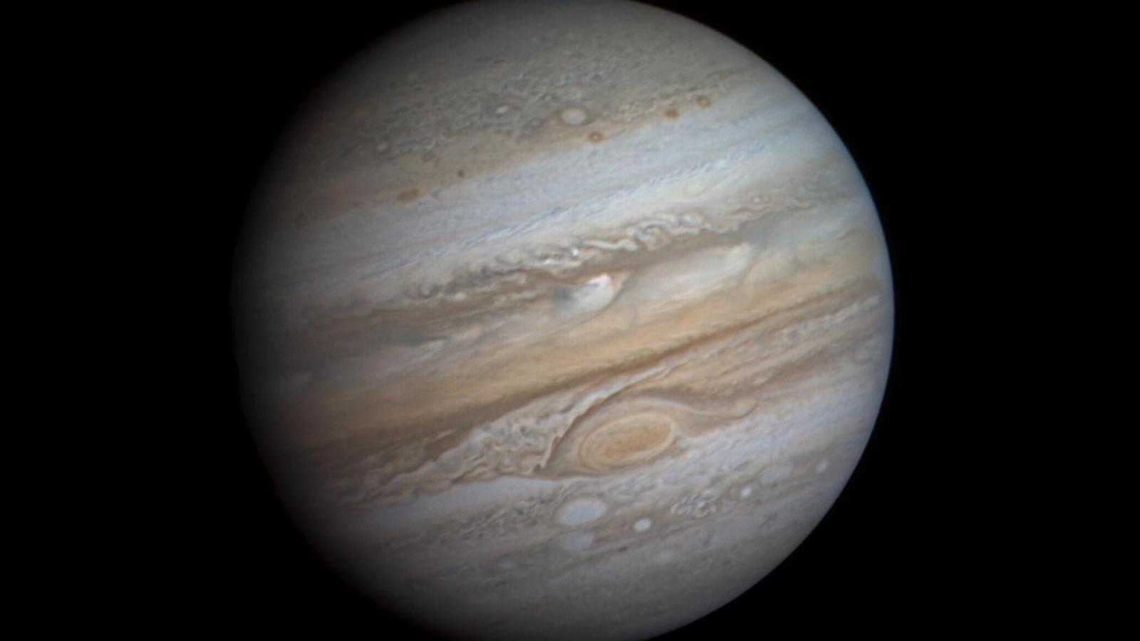 Jupiter Wallpaper - WallpaperSafari