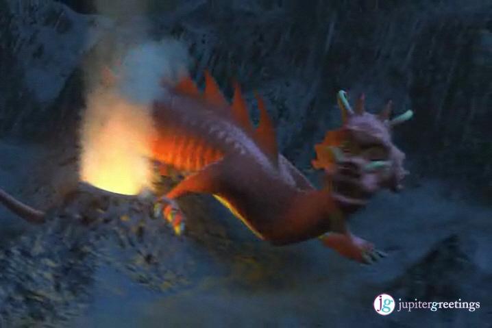dragon screensavers 718x479