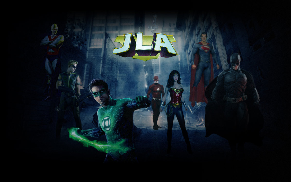 Justice League Wallpaper The Avengers style by Hurley815 on 1131x707