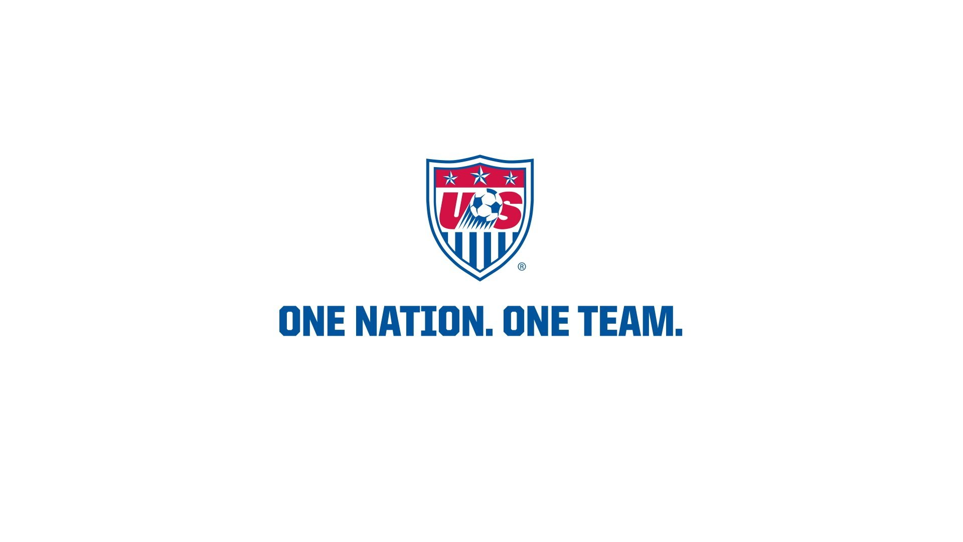 Soccer One Nation One Team 1920x1080