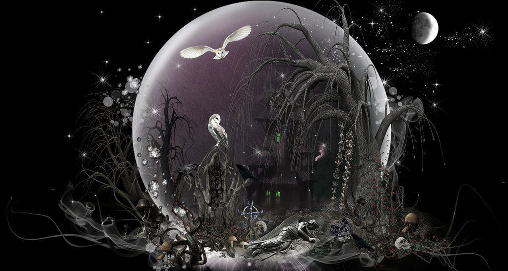 Gothic Fairies Wallpapers Gothic Fairy Dust Collection 1024x546