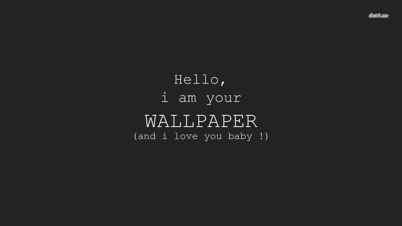 44 I Am Your Wallpaper On Wallpapersafari