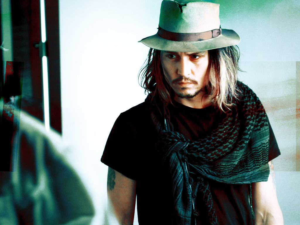Johnny Depp Wallpaper Desktop Wallpapers 1024x768