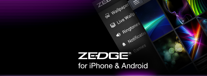 Zedge Get Ringtones HD Wallpapers Games and more Earth 851x315