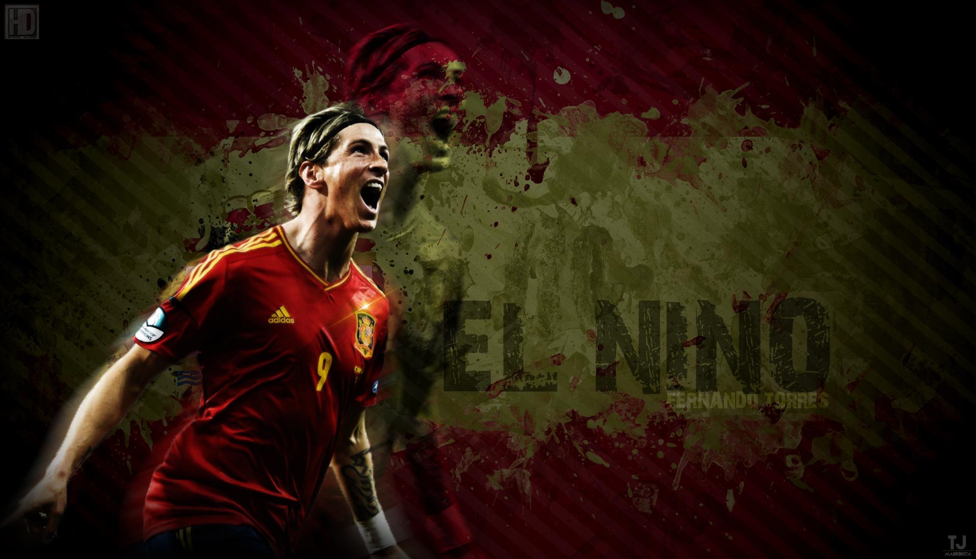Fernando Torres HD Football Wallpapers 1920x1100