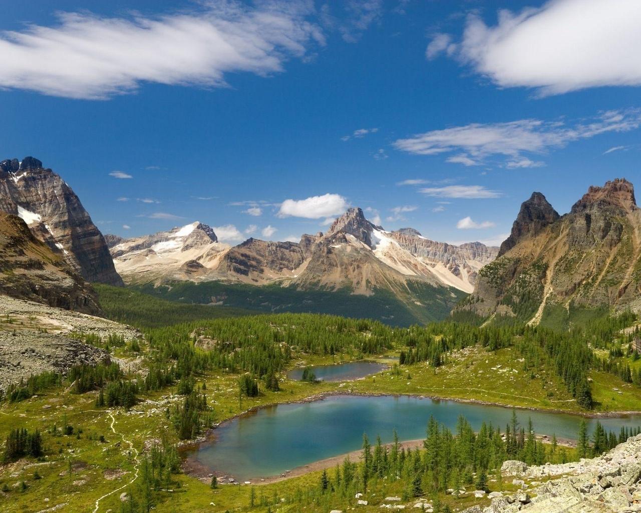 Montañas Azules (Blue Mountains) | Fondos de paisajes