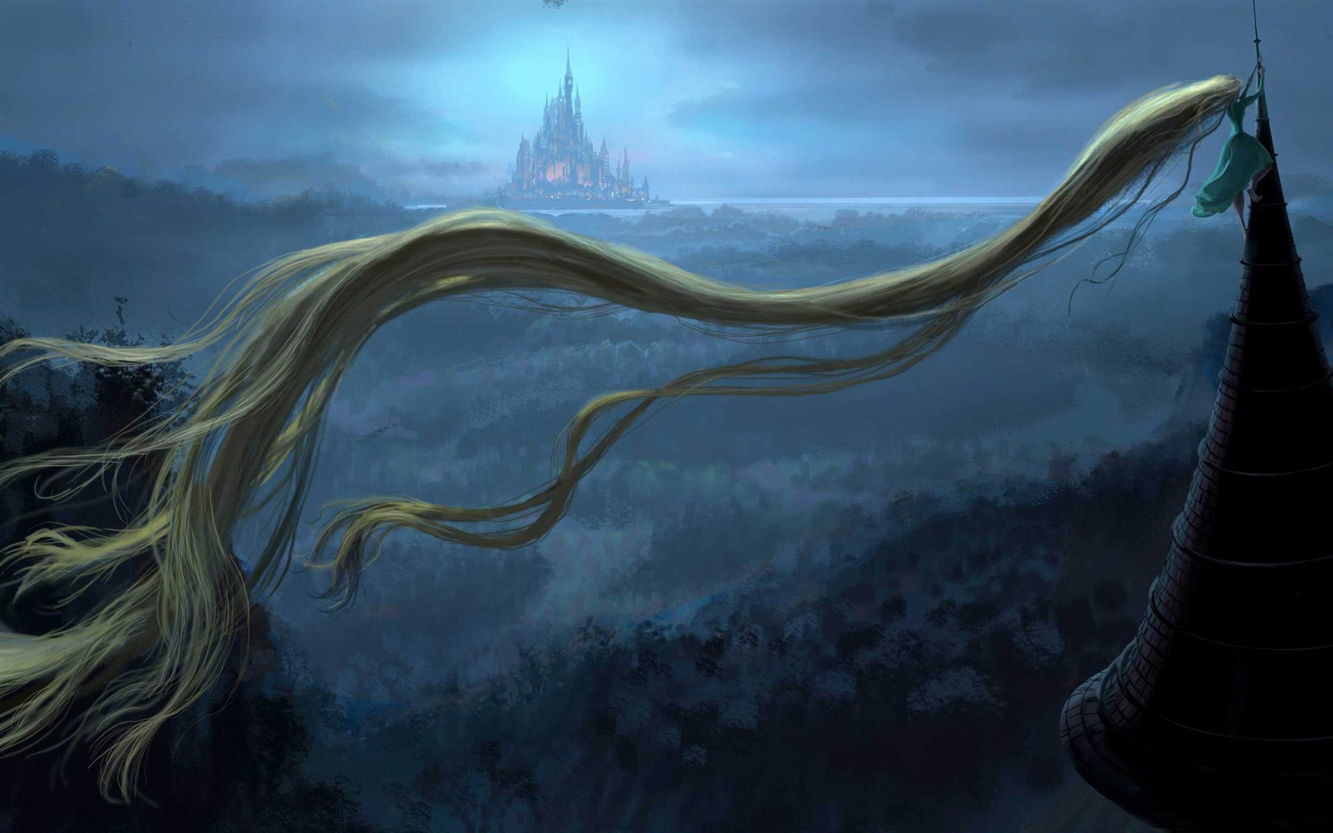Rapunzel Wallpapers Best Wallpapers 1920x1200