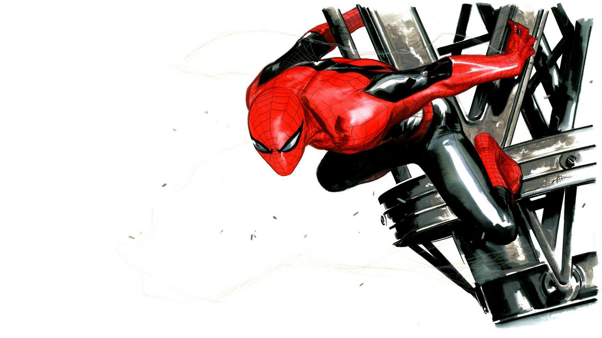 Spiderman comics spider man superhero wallpaper 1920x1080 39496 1920x1080