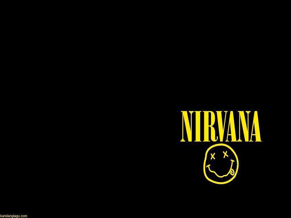 Nirvana Logo Wallpapers 1024x768