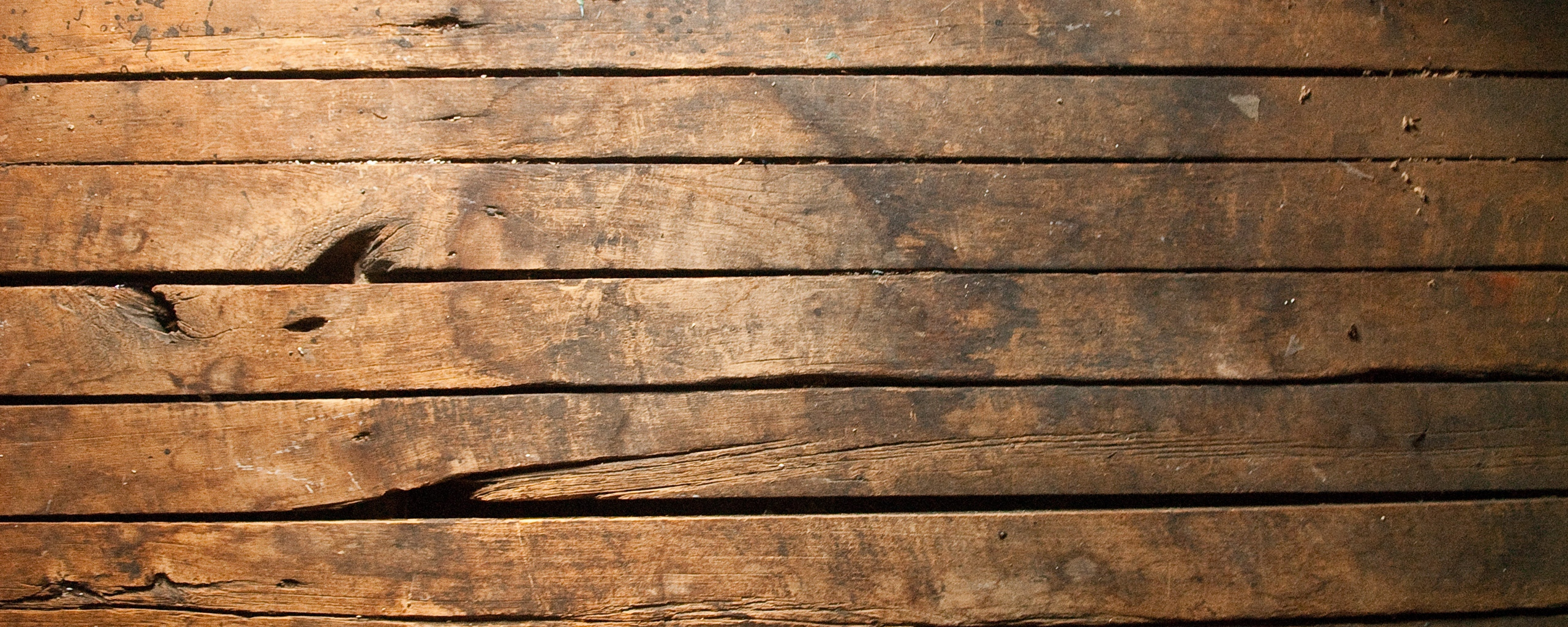 Wooden Planks Vertical Wallpaper Background Dual Monitor Resolution 2560x1024