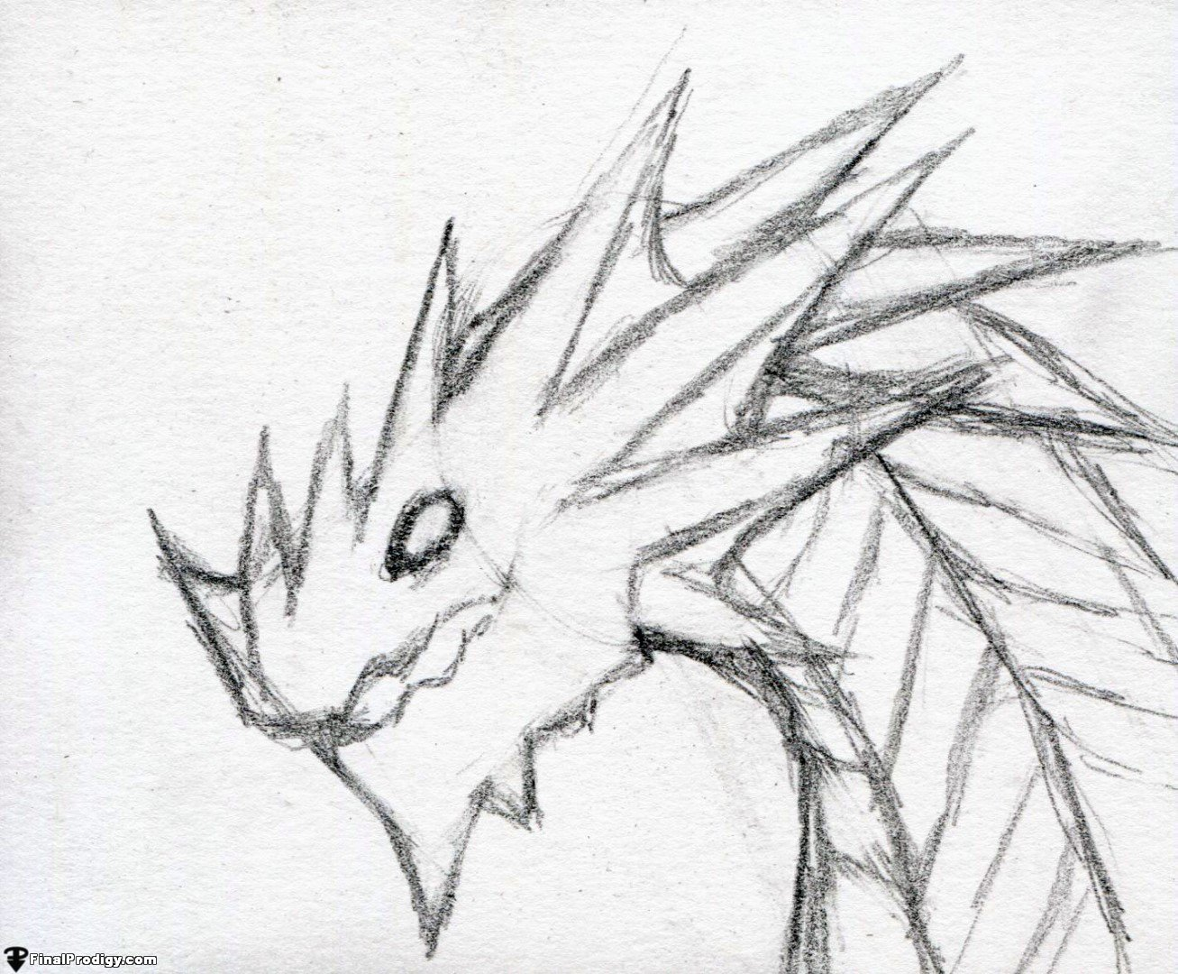 Dragon Head Drawings 19201080 Resolution Wallpaper HQ Backgrounds 1307x1080
