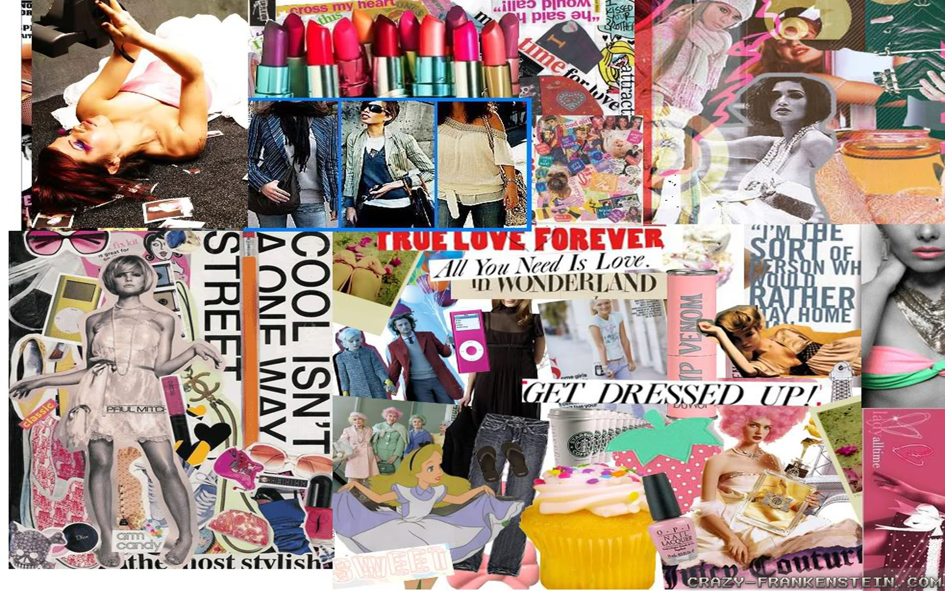 50 Create Desktop Wallpaper Collage On Wallpapersafari