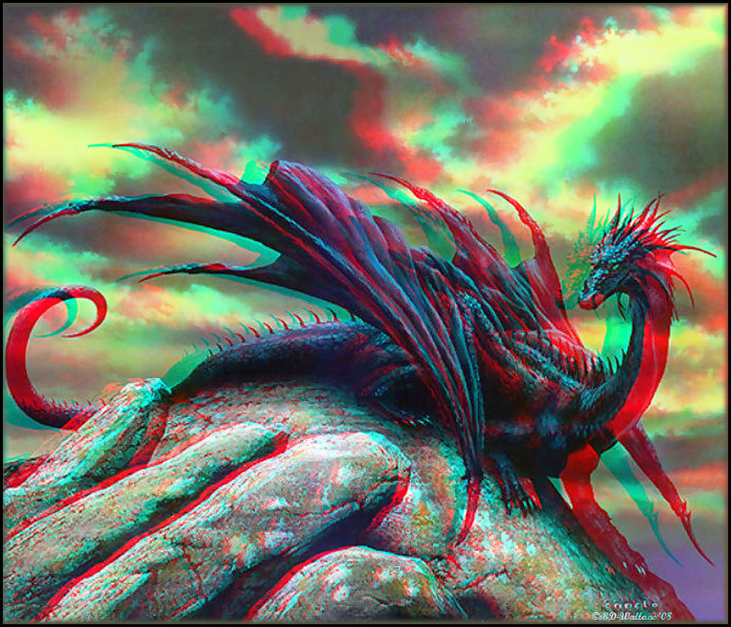 [48+] 3D Dragon Wallpaper Free On WallpaperSafari