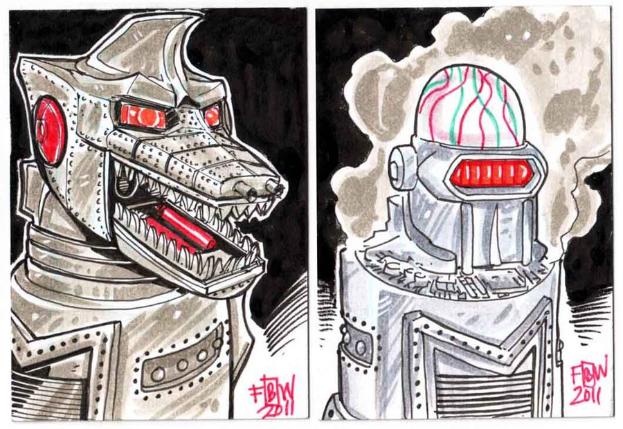 Mechagodzilla Wallpaper Mechagodzilla sketch cards by 900x620