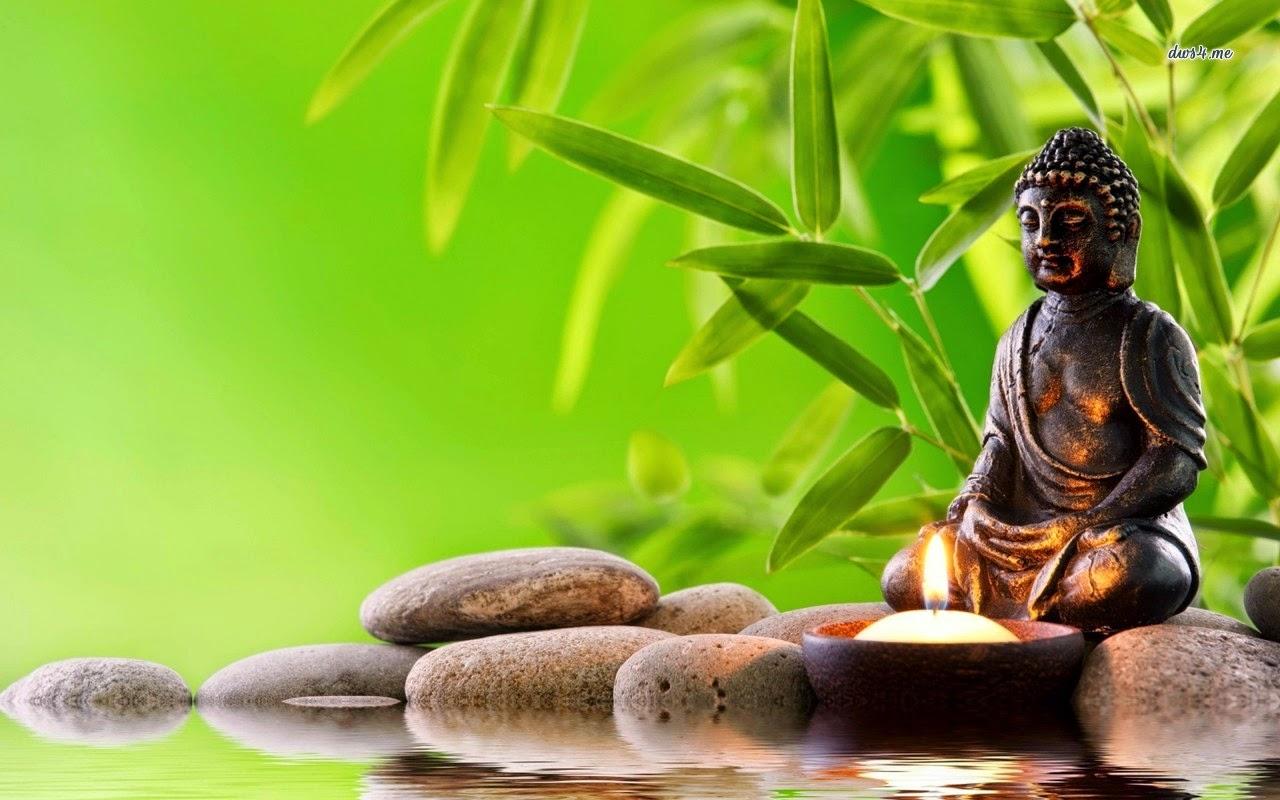 Das Leben ist Bunt Buddhistische   Weisheiten 1280x800