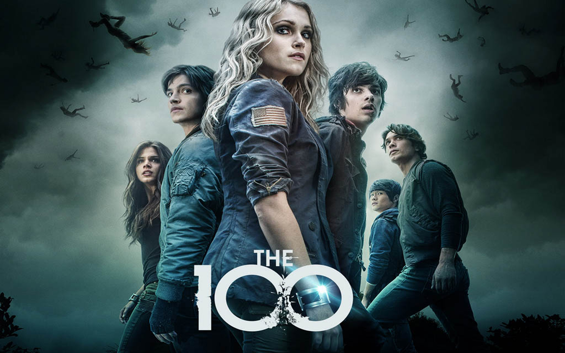 Download The 100 TV Series HD Desktop Wallpapers We provide the best 1920x1200