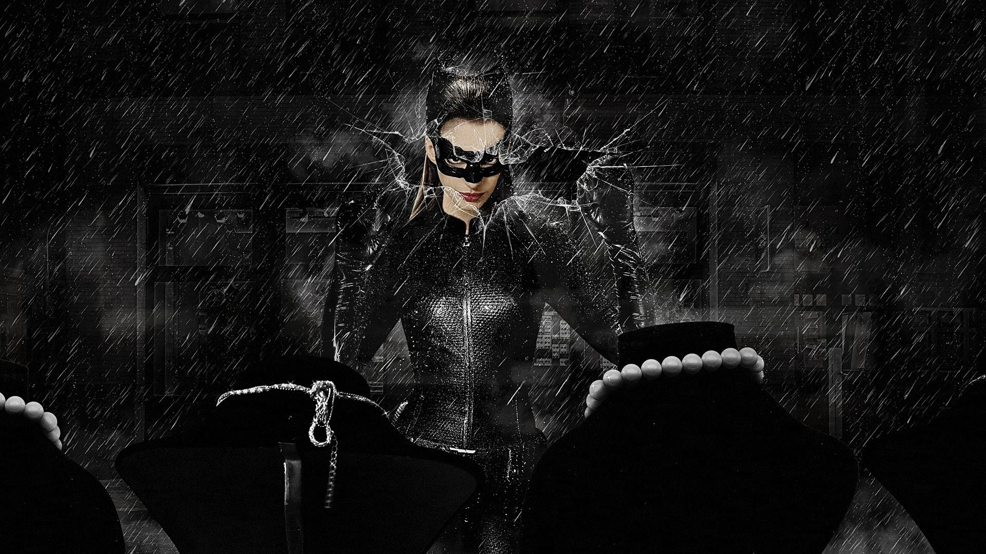 Anne Hathaway   Catwoman Wallpaper   2 1920x1080