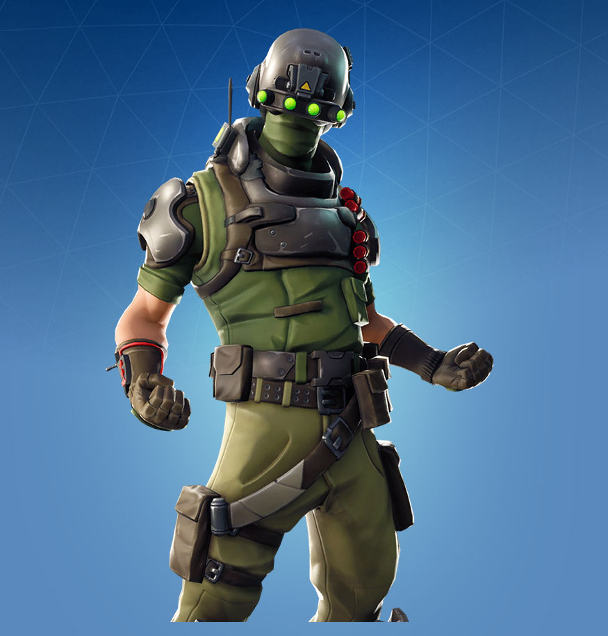 Fortnite Tech Ops Skin   Outfit PNGs Images   Pro Game Guides 875x915