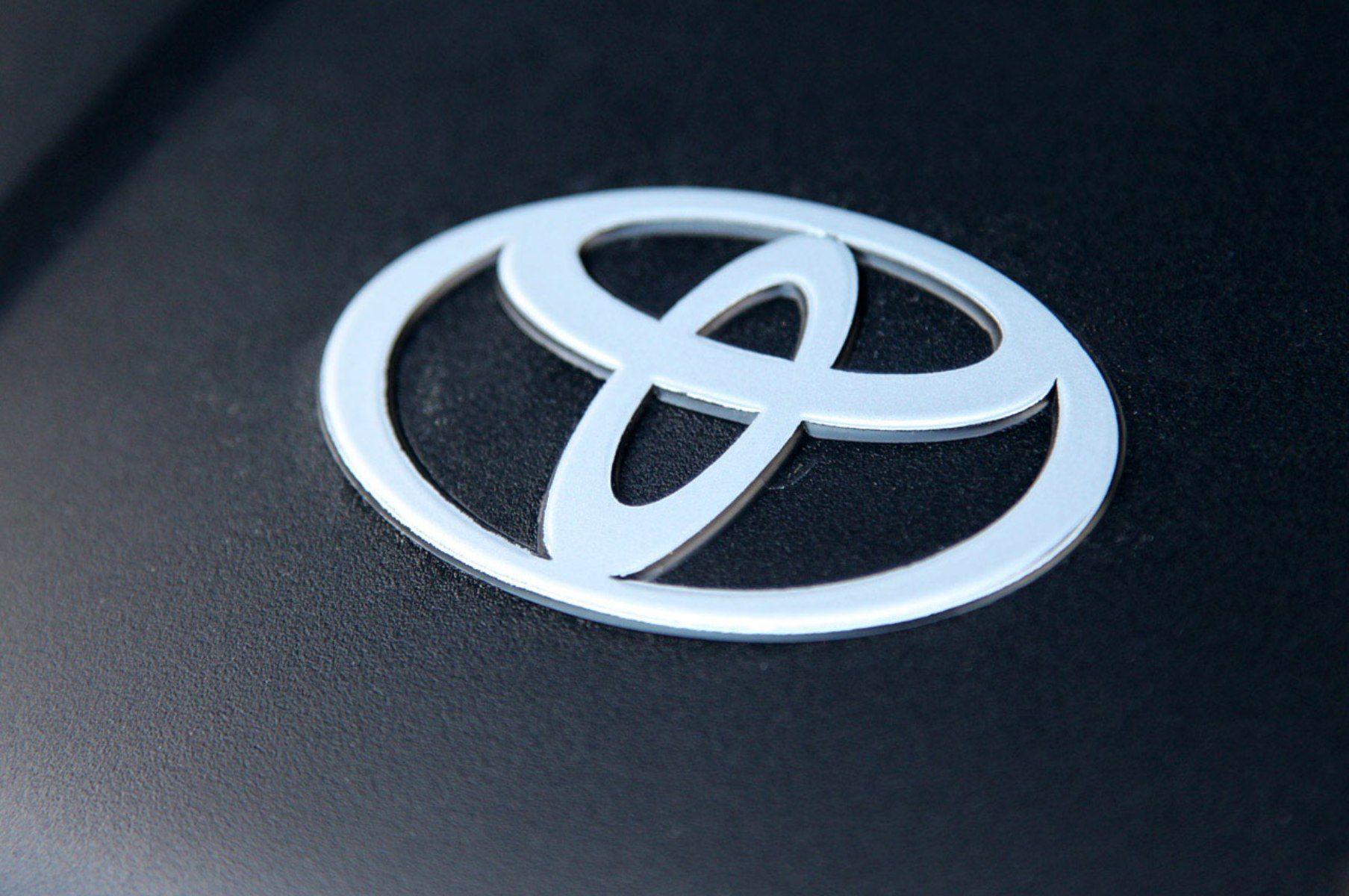 Toyota Logo Wallpapers 1807x1200