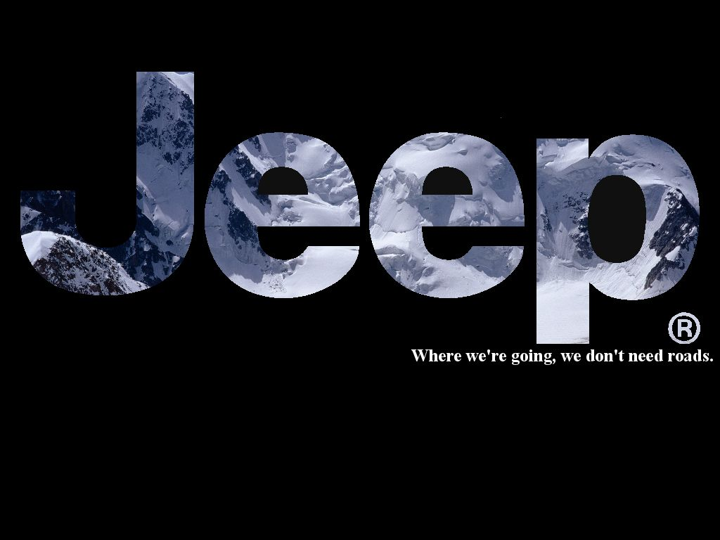Jeep Logo Wallpapers 1024x768