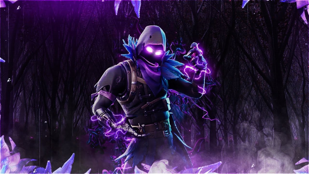 FREE Fortnite Raven Wallpaper 1280x720