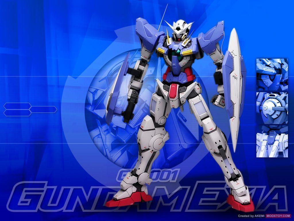 Gundam Exia Wallpapers 1024x768