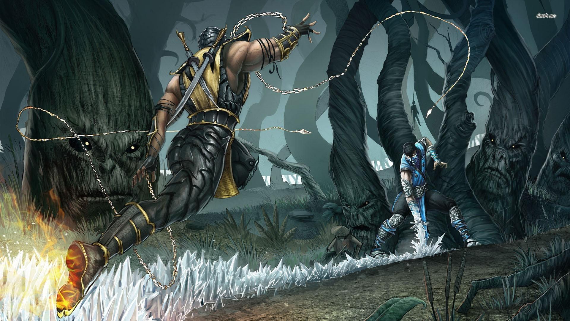 Mortal Kombat X tem lanamento marcado para 2015 com verses 1920x1080