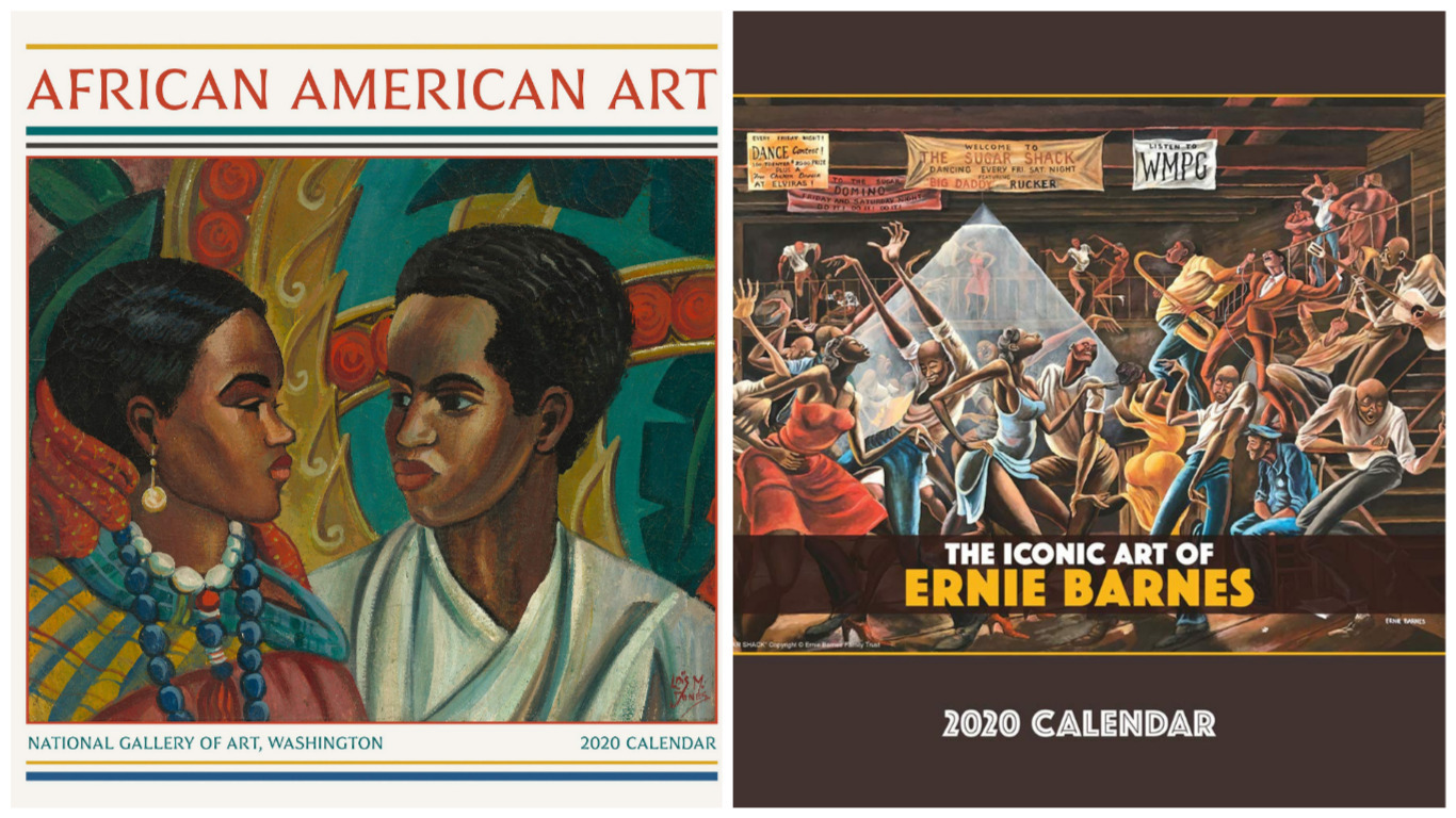 Celebrating African American Art Every Month of the Year 2020 1366x768