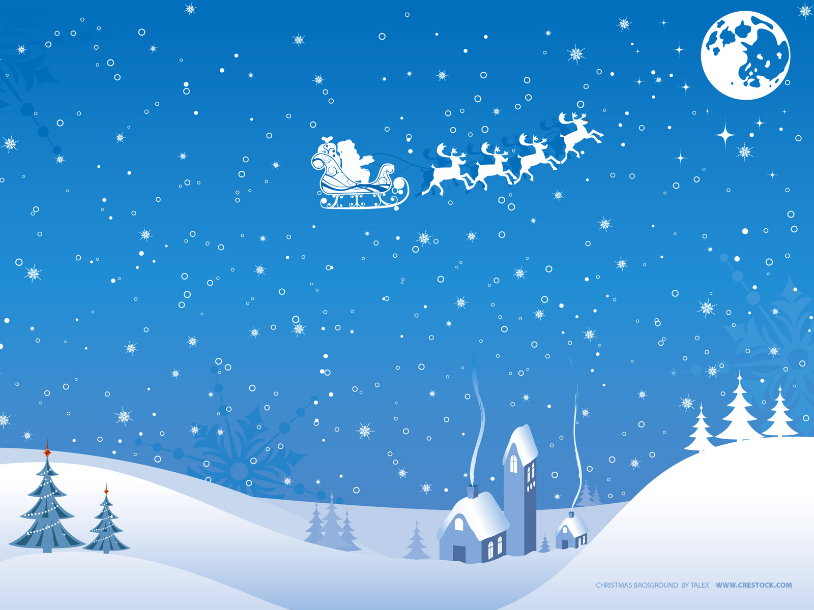 Cool christmas wallpapers   SF Wallpaper 1600x1200