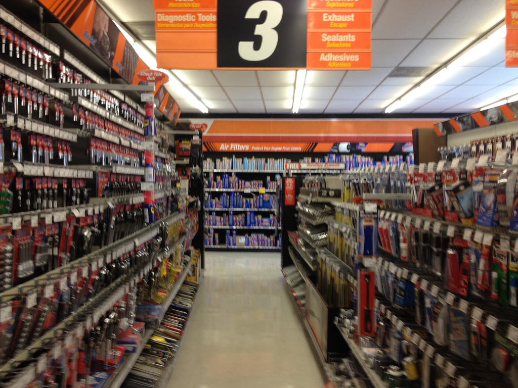 Deal of the Week 25 back at Autozone   Blast Cars 1024x768