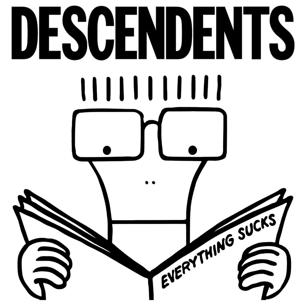 Descendents Epitaph Records 1000x1000