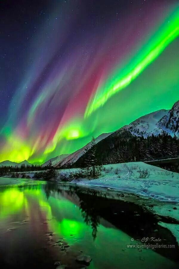 First bona fide dream – Aurora Borealis and lessons in ...   Alaska Northern Lights Wallpaper